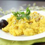 Soczewica po indyjsku z cebulą