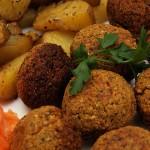 Falafel, czyli kotlety ciecierzycowe