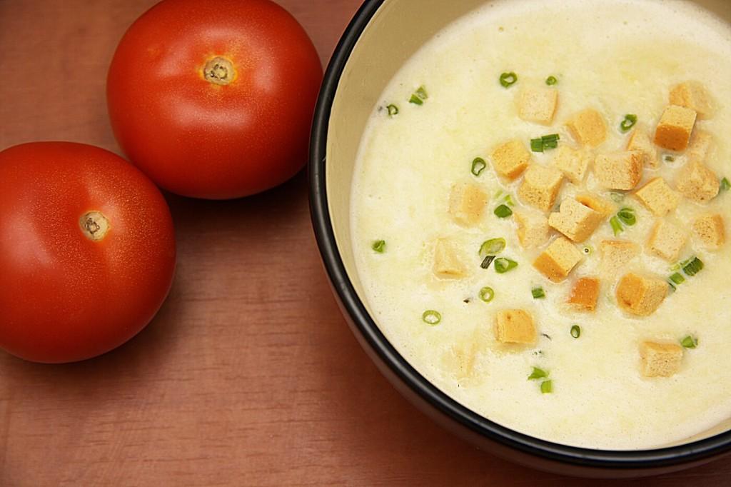 Zupa porowa