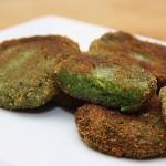 Kotlety brokułowe