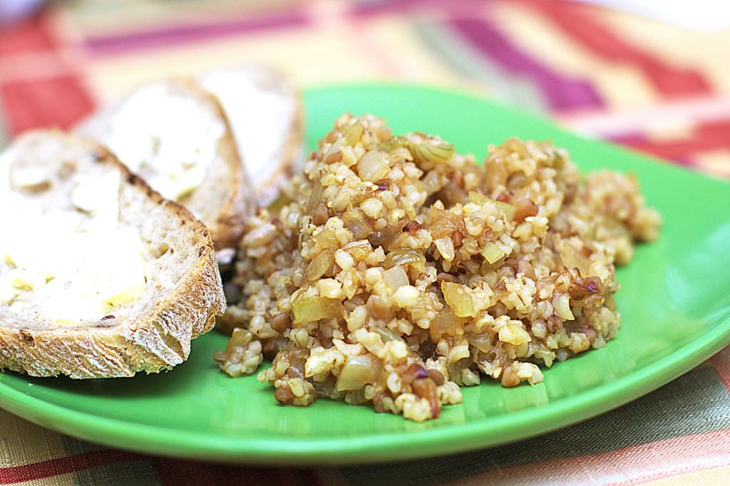 Kaszanka wegetariańska