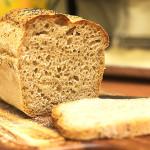 Chleb pszenny, najprostszy z możliwych