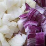 Szczypanie oczu podczas krojenia cebuli